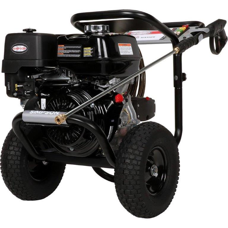 2018 Gas Powered Pressure Washer